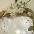 hanatumiさん作、白バラのガーラント